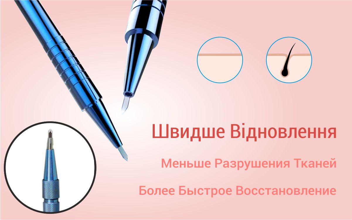 ПЕРЕСАДЖУВАННЯ ВОЛОССЯ - Dr. Can - Aesthetic center
